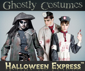 Get Your Ghost on at Halloween Express