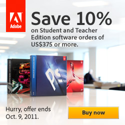 Adobe Education Store