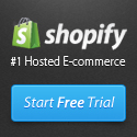 Shopify ECommerce Software - Create your online store today!