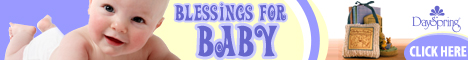 Shop Blessings for Baby from DaySpring