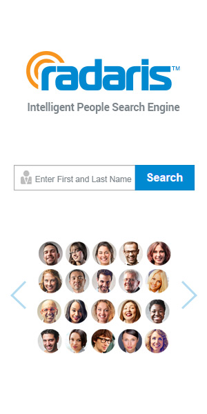 Intelligent people search engine