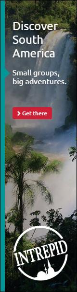 Discover South America 160x600