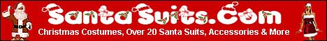 SantaSuits.com: Where Santa Gets His Clothes!
