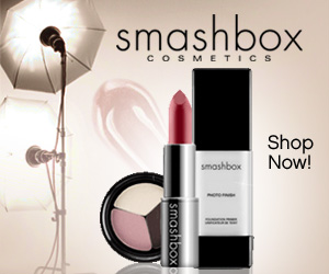 Free Samples of Smashbox Cosmetics Free Shipping f