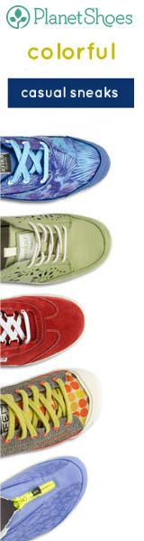 Shop comfortable, colorful sneakers for spring at PlanetShoes!