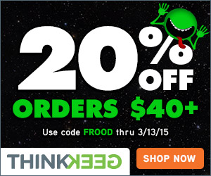 20% Off Orders $40+ Use Code FROOD