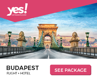 Yes Getaways - Budapest