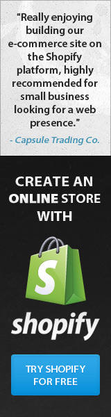 Create your online store today!