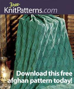 Free Afghan Pattern