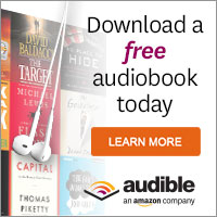 1 FREE Audiobook Credit RISK-FREE from Audible.com