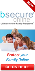 Safeguard your family online with Bsecure.