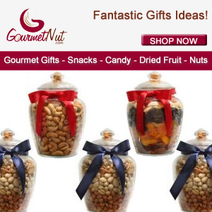 Fantastic Gift Ideas - Gift Jars w/ Goodies