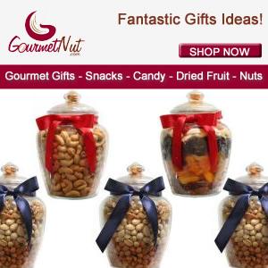 Fantastic Gift Ideas - Gift Jars w/                                                 Goodies