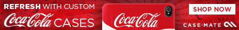 Refresh with Custom Coca-Cola Cases