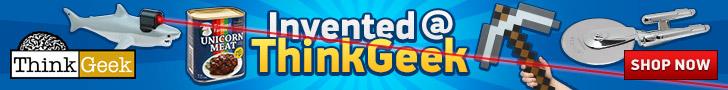 Invented at ThinkGeek