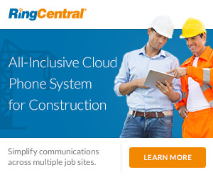 RingCentral Office - All-Inclusive Cloud Phone System for Construction.