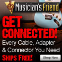 Gift Certificates at MusiciansFriend.com!