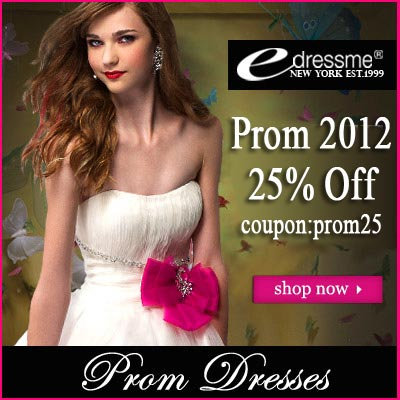25% Off Prom Dresses. Use Code prom25
