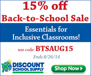 Back To School Sale At Achievement Products