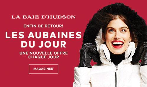 (11/13-12/22) Les aubaines du jour à labaie.com