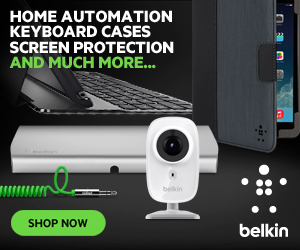 Belkin UK - Shop now for Home Automation, keyboard cases, screen protection and much more...