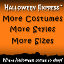 More of Everything at Halloween Express