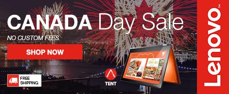 Lenovo Canada Day Sale