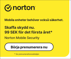 25% rabatt på Norton Security