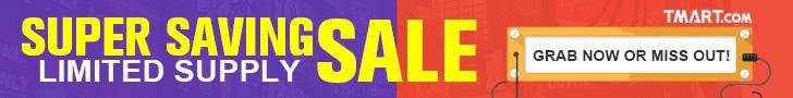 April Super Saving Sale-Low To $5.99