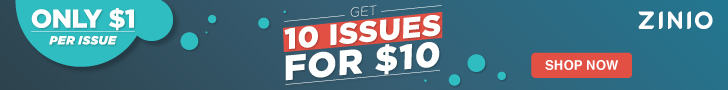 10 ISSUES FOR $10 - 7280x90
