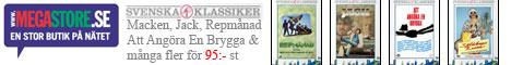 Svenska Klassiker på Dvd