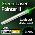 Green Laser Pointer II