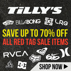 Tilly's Sale! Save up to 70% -300x300