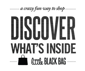 Little Black Bag: shopping, innovated.