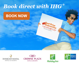 Best Price Guarantee with IHG