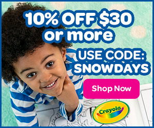 10% Off $30 with SNOWDAYS