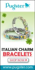 Italian Charm starter bracelet at Pugster