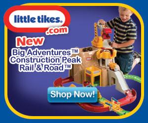 Big Adventures Construction Peak Railroad