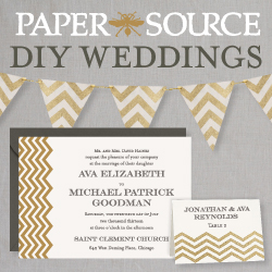 Paper Source Wedding