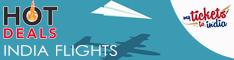 Best Deals to India Flight Tickets