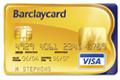 GOLD Barclaycard