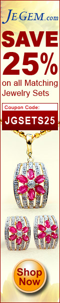 Save 25% on all Matching Jewelry Sets