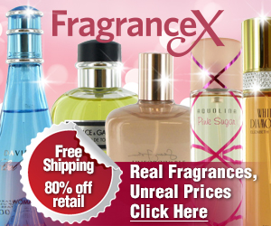 Real Fragrances, Unreal Prices! 80% OFF retails!