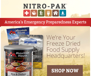 Nitro-Pak - Emergency Preparedness Products