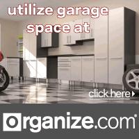 Shop Garage Organizers