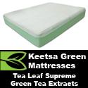 Keetsa Tea Leaf Supreme Mattresses. Shop Now!