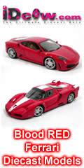Ferrari Diecast Model Cars