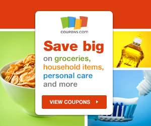 Save everyday at Coupons.com