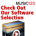 Music Production Software at Music123.com