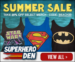 Select Summer Clearance Merchandise 20% Off with Promo Code BEACH20